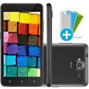 SmartPhone MultiLaser MS50 3G Preto P9001, Tela 5.0