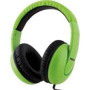 Fone de Ouvido Philco Headphone PH01VD Verde C/Cabo de 1,20M