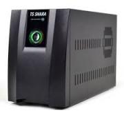 NoBreak TS Shara UPS Compact PRO 1400VA 2BS bi-volt 115V/220v Preto
