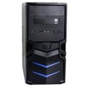 Gabinete Gamer Atx BR One 2 Baias P11 - Sem Fonte ( Preto/Azul )