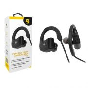 Fone de Ouvido Bluetooth (A PROVA D''AGUA) PS-004 Preto Performance Sound