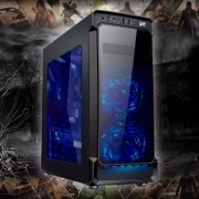 Gabinete Gamer Atx Br One H05B Usb 3.0 - Sem Fonte