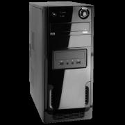 Gabinete WiseCase Atx FT-403/RJAC-3308 S/Fonte (Black Piano)