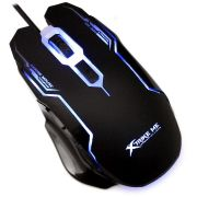 Mouse Gamer GM-301 2400DPI 6 Botões (5+Whell) Xtrike