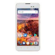 Smartphone Multilaser MS50L 3G Branco/Dourado NB707 - 2 Chips, Tela 5.0, Android 7.0, Q.Core, 1Gb Ram, 8Gb Mem.