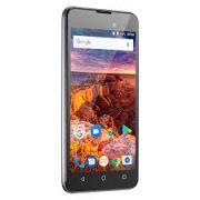 Smartphone Multilaser MS50L 3G Preto/Grafite NB706 - 2 Chips, Tela 5.0, Android 7.0, Q.Core, 1Gb Ram, 8Gb Mem.