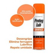 Spray Desengripante e Lubrificante Proteg Orange 250ml