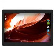 Tablet 10' Multilaser M10A Preto NB253 - Android 6.0, 2 Chips, Q.core, 2Gb Ram, Mem 16Gb. (OUTLET)