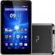 Tablet 7' Multilaser M7i-3G Preto - Android 6.0, 2 Chips, Q.core, 1Gb Ram, Mem 8Gb (OUTLET)