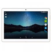 Tablet M10A Lite 3G Android 7.0 Dual Câmera 10 Polegadas Quad Core Multilaser Branco/Dourado - NB268