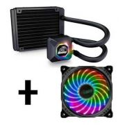 Water Cooler Deepcool Gammaxx L120 V2 RGB 120mm (Intel e Amd)