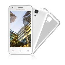 "SmartPhone Multilaser MS45 R Branco - 2 Chips, Tela 4.5"" IPS, Android 6.0, Q.Core, 1.2Ghz, 1GB RAM, Câmera 3 MP + 5 MP, 3G, Mem 8GB."