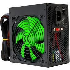 Fonte Atx 600w Real BRX 24P Fan 12cm + Cabo (Caixa Individual)