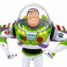 Boneco Toy Story Buzz Lightyear - Multikids Br690