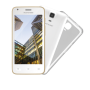 SmartPhone Multilaser MS45 S Colors Branco/Dourado - 2 Chips, Tela 4.5