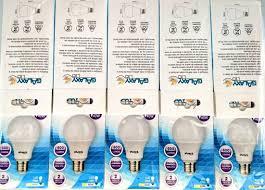 Kit 10 Lampadas Led 9w Bulbo E27 BiVolt Galaxy Led Branca 803LM - Inmetro