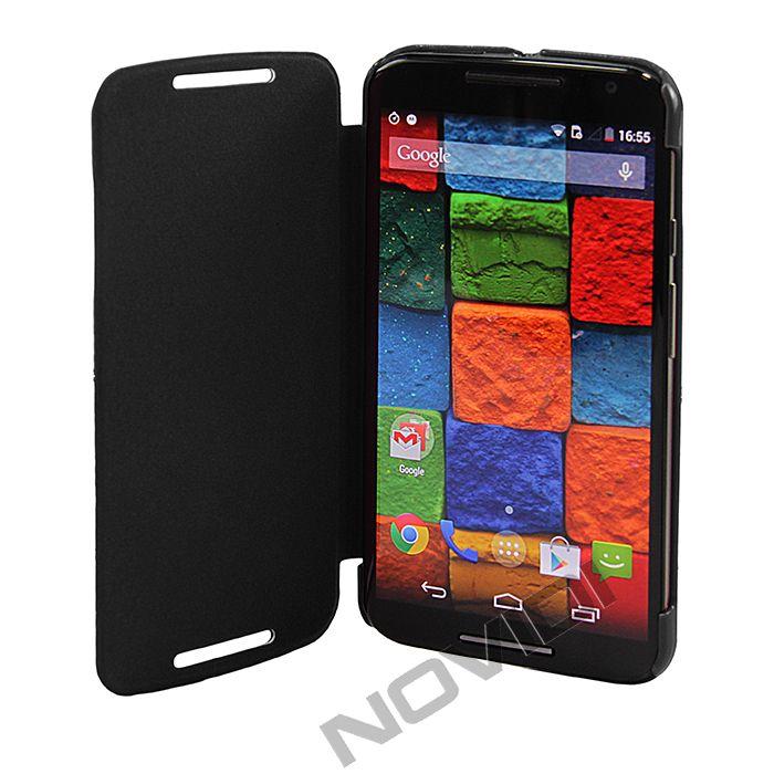Capa Flip Cover para Motorola Moto X 2ª Geração