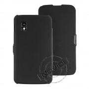 Capa Flip Cover para LG Nexus 4 E960  – Cor Preto