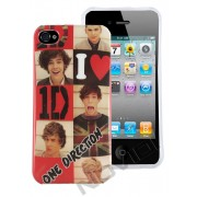 Capa Personalizada 1D para Apple iPhone 4 / 4S