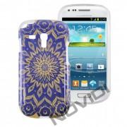 Case Personalizada Arabescos Coloridos para Samsung Galaxy S3 Mini I8190 - Modelo 2