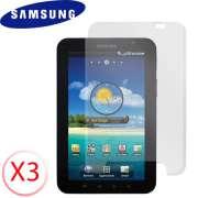 Kit com 03 Pel�culas protetora fosca para Samsung Galaxy Tab - Original