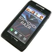 Capa TPU Premium para Motorola Razr - Fumê