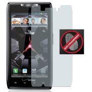 Película protetora fosca anti-reflexo para Motorola Razr XT910