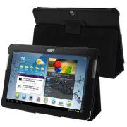 Capa Smart Cover Samsung Galaxy Tab 2 10.1 P5110 / P5100  - Cor Preta