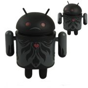 Boneco Android - Toy Art - Blackbeard