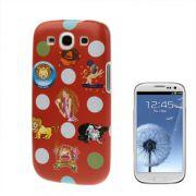 Capa Personalizada série Signo para Samsung Galaxy S3 S III i9300 - Signo Leão