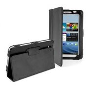 Capa Smart Cover dobravél para Samsung Galaxy Tab 2 7.0 P3100 / P3110 - Cor Preta