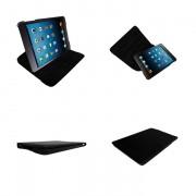 Capa em couro com suporte 360º para Apple Ipad Mini - Cor Preto
