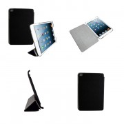 Capa Smart Cover Dobrável para Apple Ipad Mini - Cor Preto