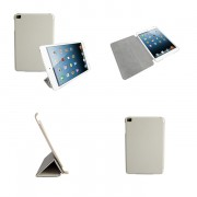 Capa Smart Cover Dobrável para Apple Ipad Mini - Cor Branco