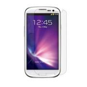 Kit com 2 Películas transparente lisa protetor de tela para para Samsung Galaxy Gran Duos I9082