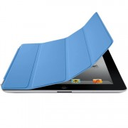 Capa Smart Cover Dual 2x1 para Apple iPad 3 / iPad 4 - Cor Azul