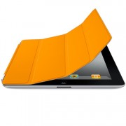 Capa Smart Cover Dual 2x1 para Apple iPad 3 / iPad 4 - Cor Laranja