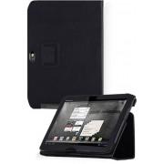 Capa Smart Cover dobravél para Motorola Xoom 2 10.1 - Preta