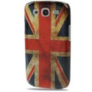 Capa colorida série Bandeira envelhecida Inglaterra para Samsung Galaxy Grand Duos I9082