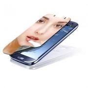 Película protetora espelhada para Samsung Galaxy S3 S III i9300