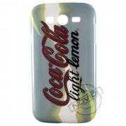 Capa colorida série Bebidas Coca-Cola Light para Samsung Galaxy Grand Duos I9082