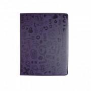 Capa Personalizada giratória para iPad 2/iPad 3 - Cor Roxo