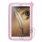 Capa Silicone para Samsung Galaxy Note 8.0 N5100/N5110 - Cor Rosa