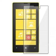 Película protetora transparente para Nokia Lumia 520