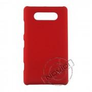 Capa Rígida para Nokia Lumia 820 - Cor Vermelha
