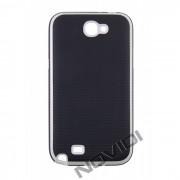 Capa Personalizada para Samsung Galaxy Note 2 GT-N7100 - Cor Preta