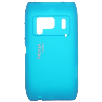 Capa de silicone Nokia CC-1005 para Nokia N8 - Azul