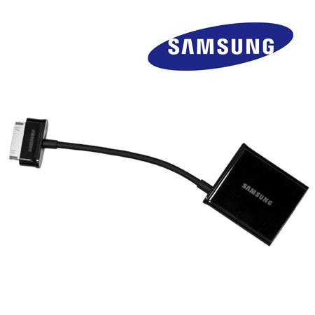 Adaptador HDMI para Samsung Galaxy Note 10.1 / Galaxy Tab 8.9 / Galaxy Tab 10.1 / Galaxy Tab 7.7 / Galaxy Tab 7.0 plus  EPL-3PHPBEG