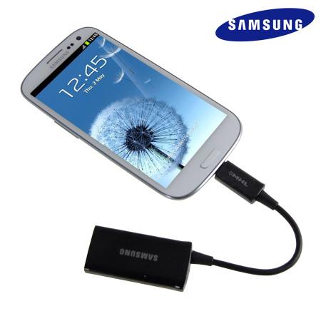 Adaptador Mhl Com Sa 237 Da Hdmi Para Samsung Galaxy S Iii