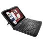 Capa em couro com teclado sem fio bluetooth Motorola Xoom 2 10.1 - Motorola - Novidi.com.br